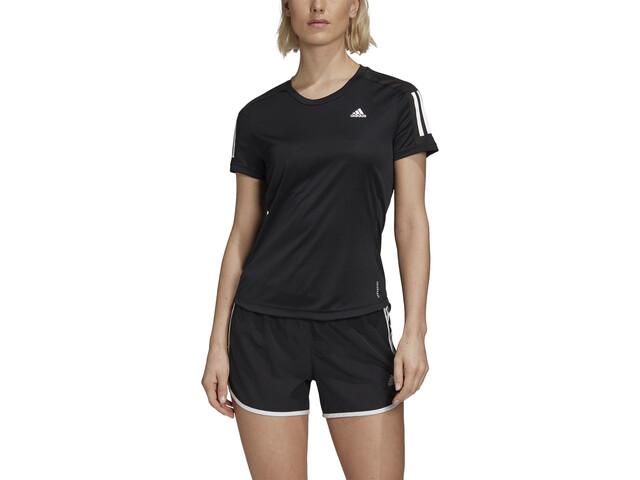 adidas OWN The Run Koszulka z krótkim rękawem Kobiety, black